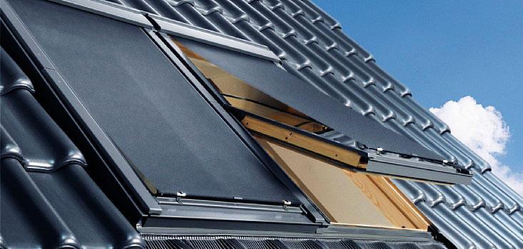 fen tre sur toit la pose est assur e par atb renovation. Black Bedroom Furniture Sets. Home Design Ideas